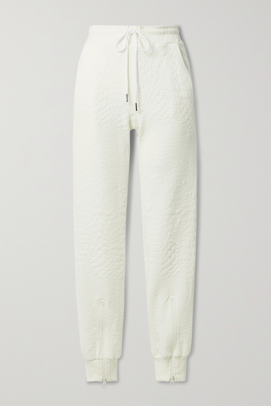 TWENTY Montréal Caiman textured-jersey track pants