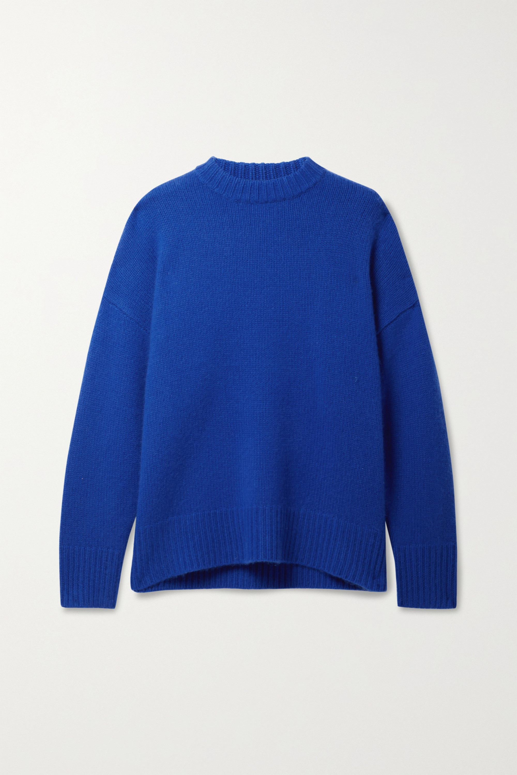 Co Brushed cashmere sweater