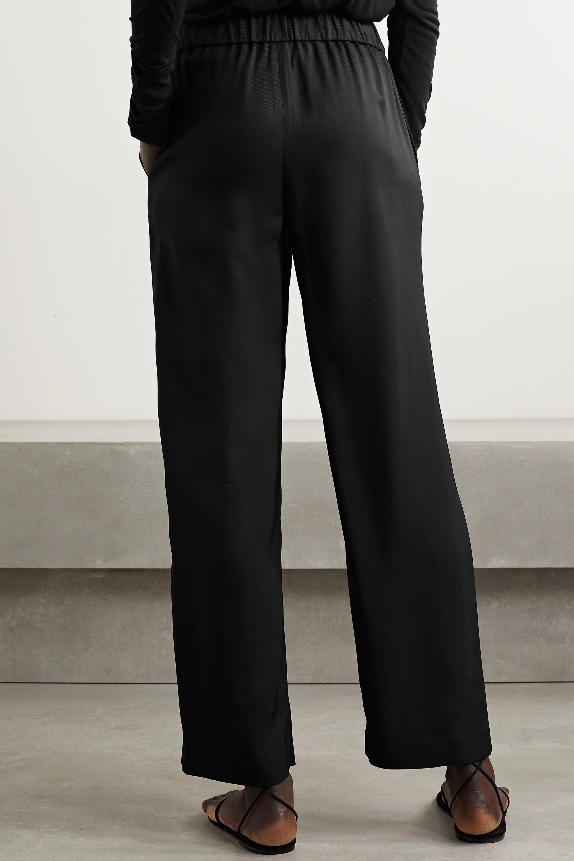 Co Twill straight-leg pants
