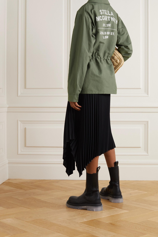 Stella McCartney Printed twill jacket