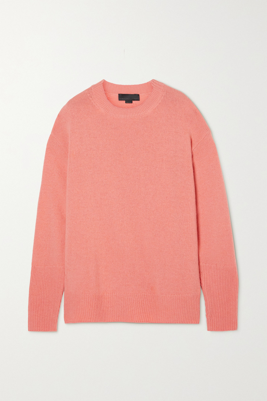 Stella McCartney Cashmere and wool-blend sweater