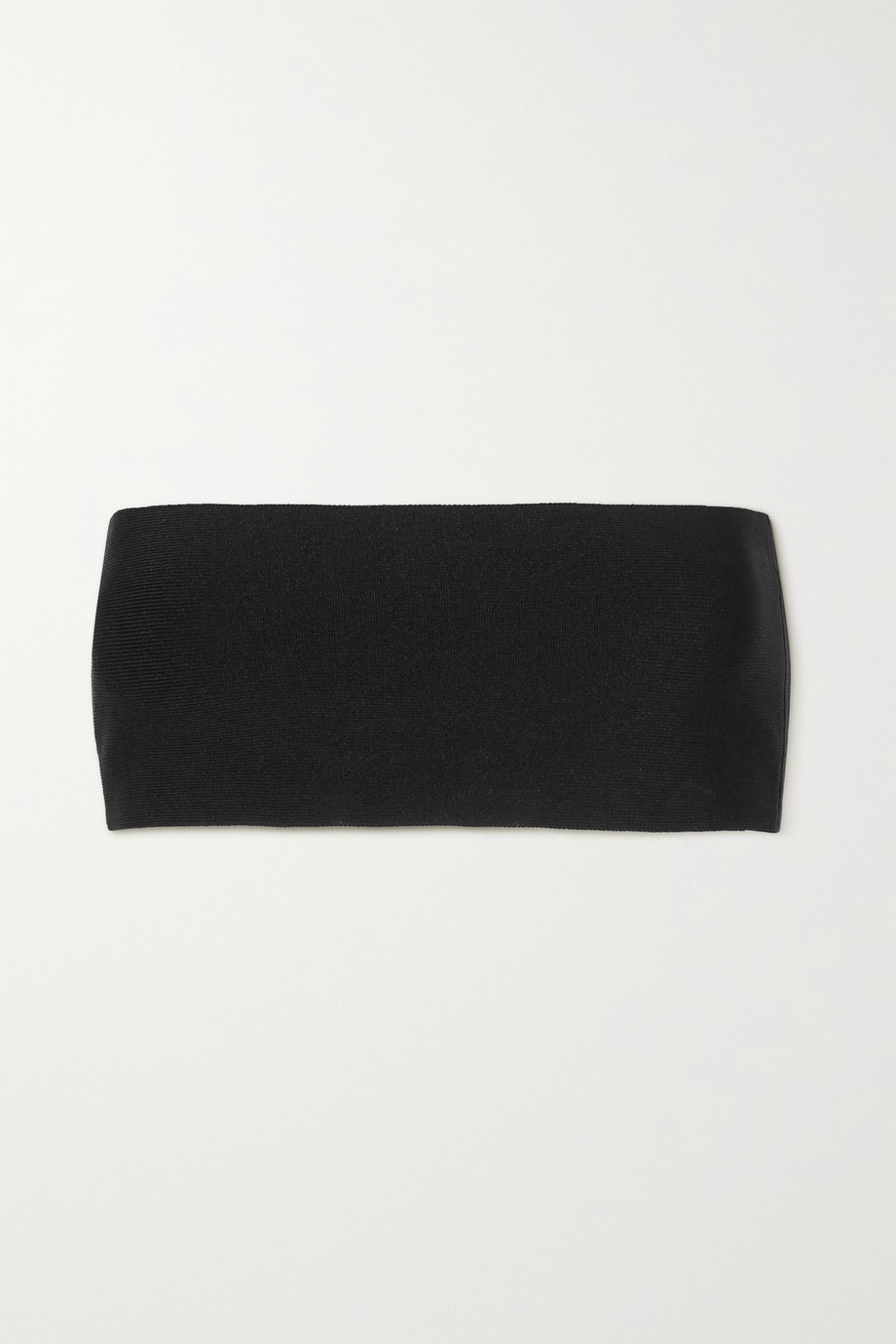 Stella McCartney Strapless knitted top