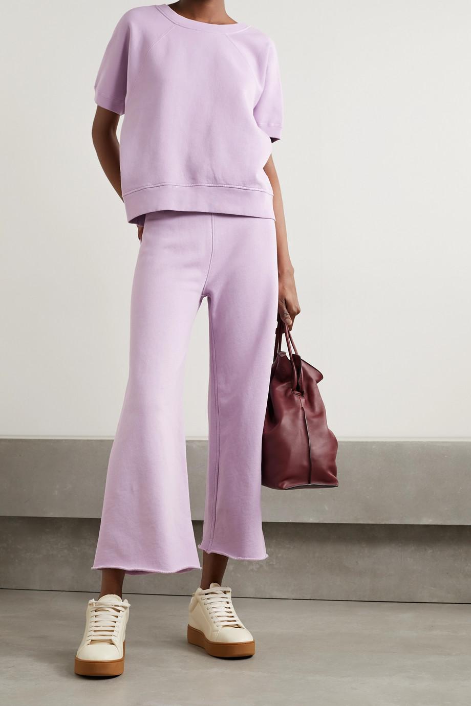 Nili Lotan Ciara cotton-jersey top