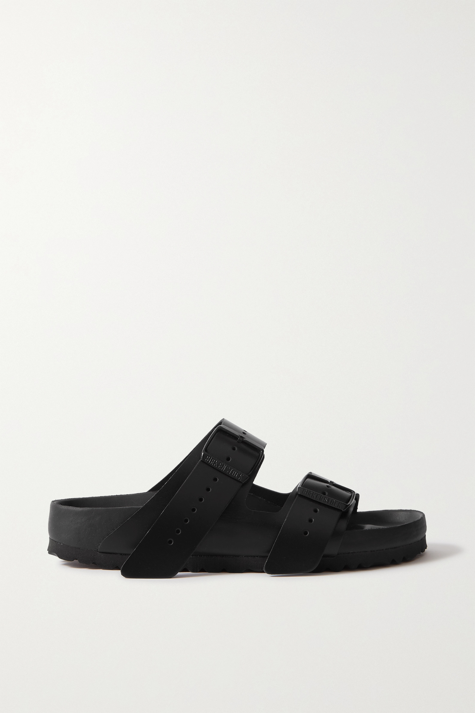 Rick Owens + Birkenstock Arizona leather sandals