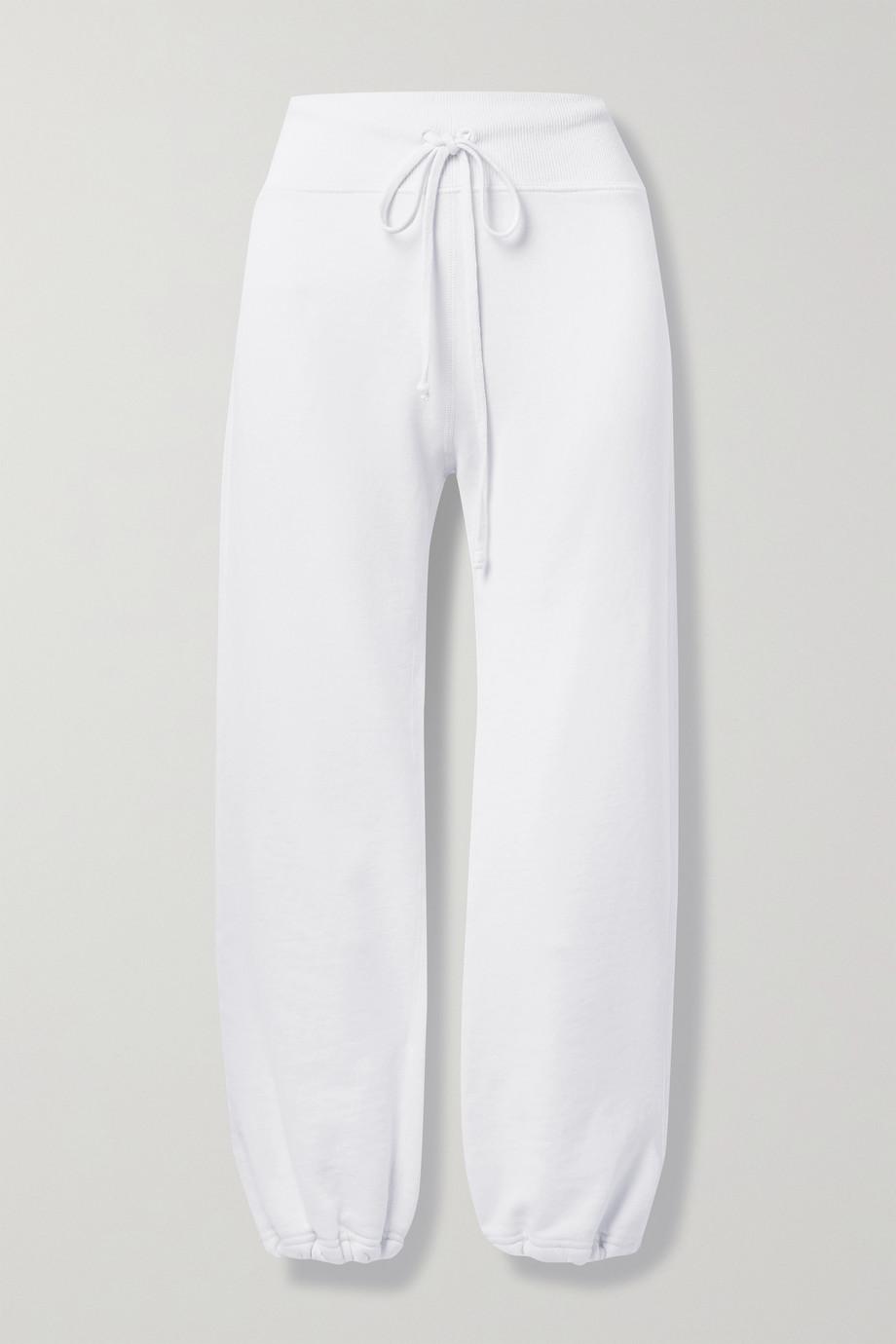 Nili Lotan Pantalon de survêtement en jersey de coton LA
