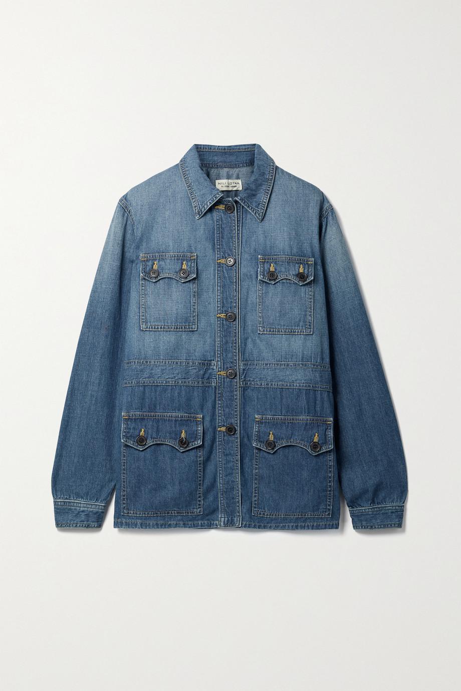 Nili Lotan Blake denim jacket