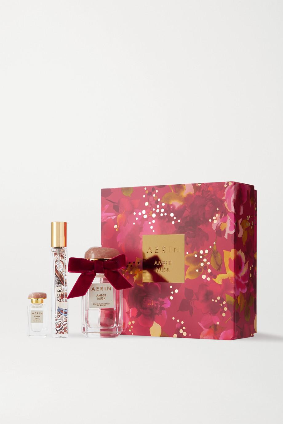 AERIN Beauty Amber Musk Holiday Set