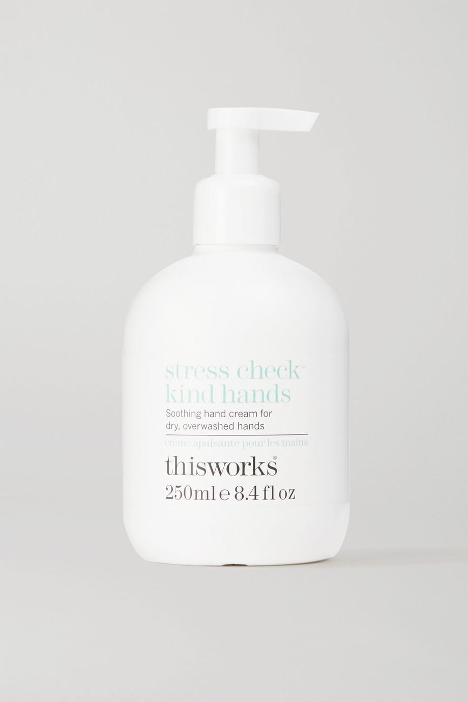 This Works Crème apaisante pour les mains Stress Check, 250 ml