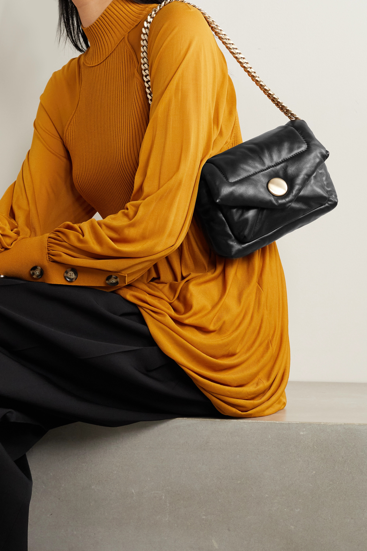Proenza Schouler Sac porté épaule en cuir matelassé