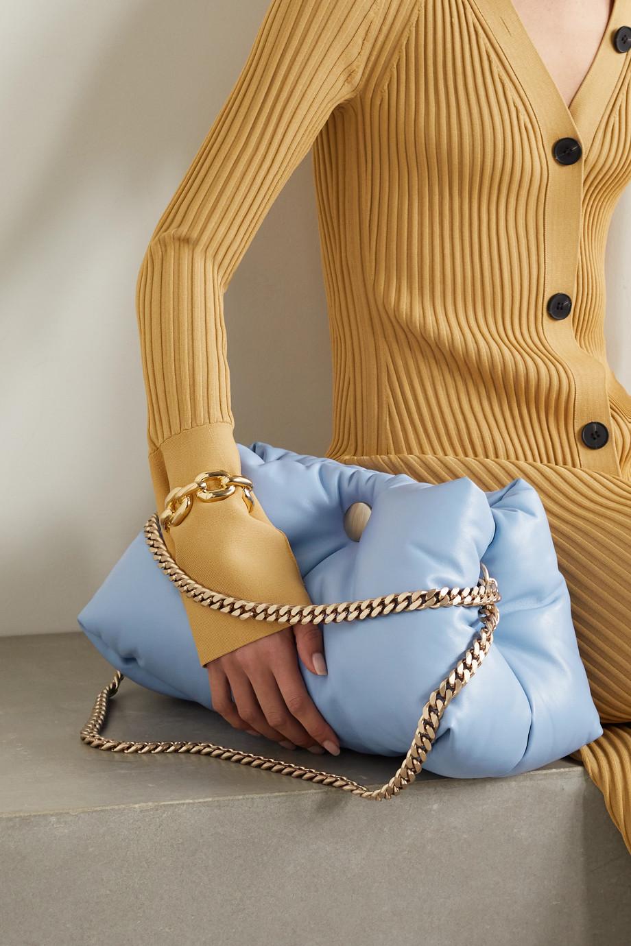 Proenza Schouler Tobo padded leather shoulder bag