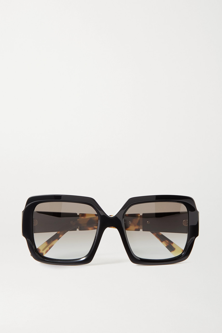 Prada Eyewear Square-frame acetate sunglasses