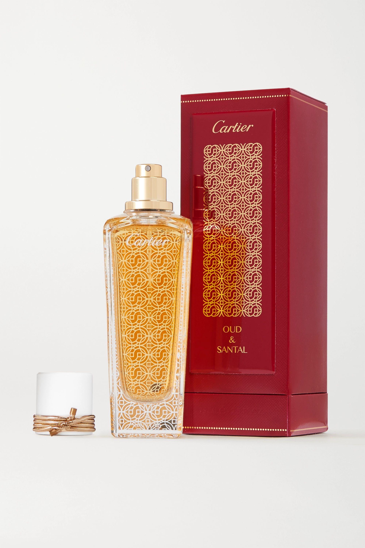 Cartier Perfumes Eau de Parfum - Oud & Santal, 75ml
