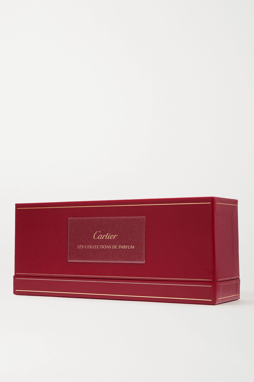 Cartier Perfumes Les Collections de Parfum, 6 x 15 ml