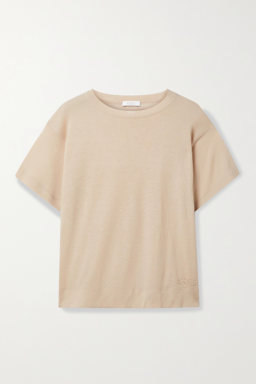 Eres - Suite cashmere T-shirt
