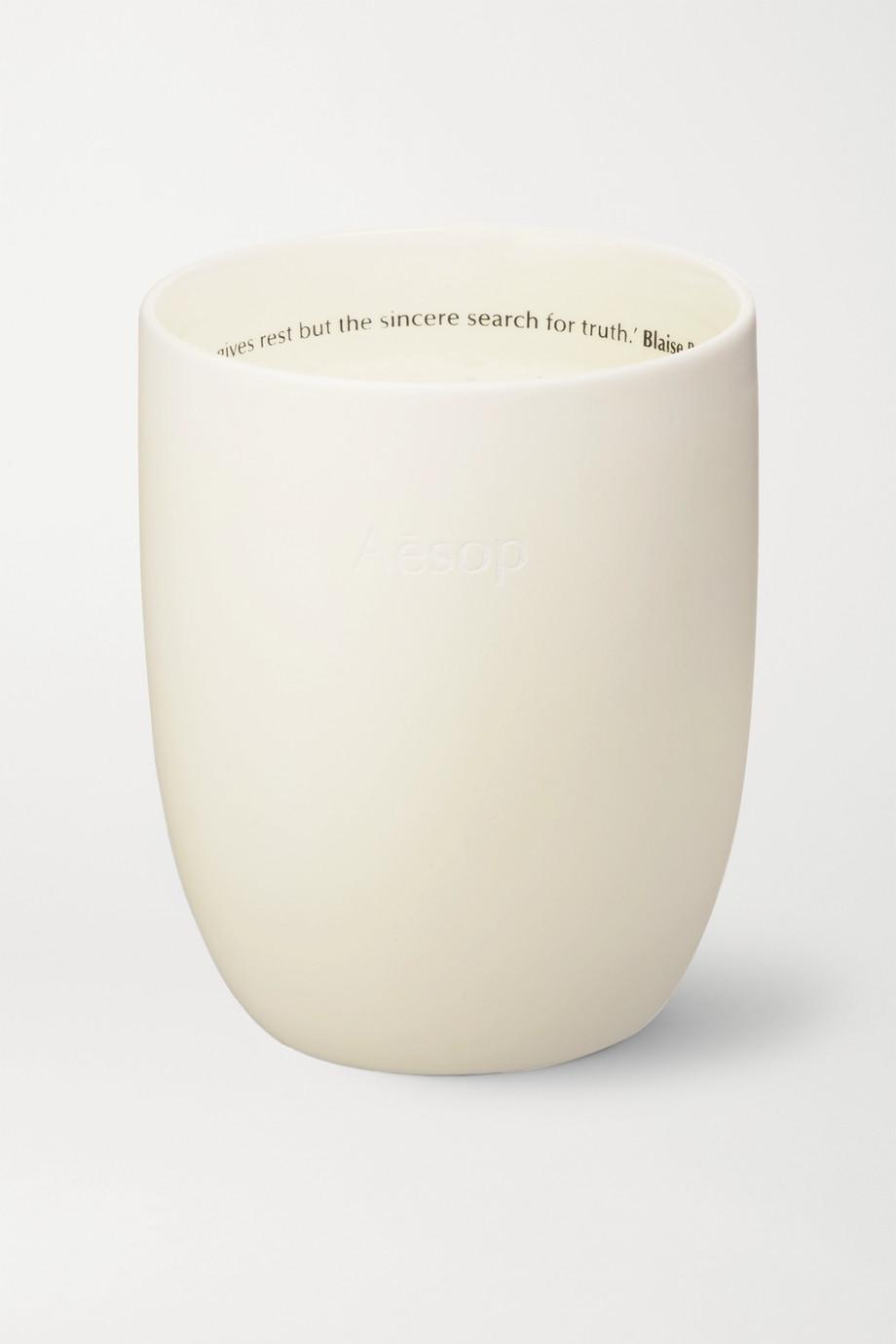 Aesop Callippus scented candle, 300g