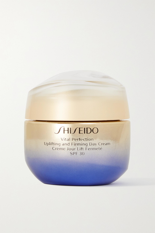 Shiseido Vital Perfection Uplifting & Firming Day Cream LSF 30, 50 ml – Gesichtscreme
