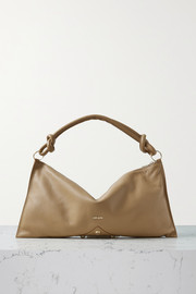 Cult Gaia Hera textured-leather shoulder bag