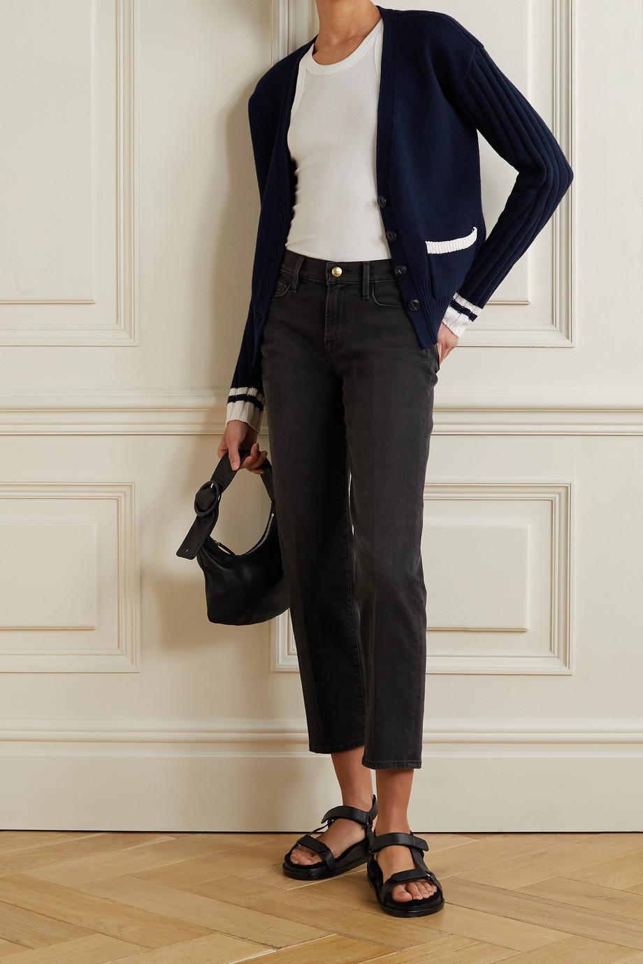 rag & bone Serena merino wool-blend cardigan