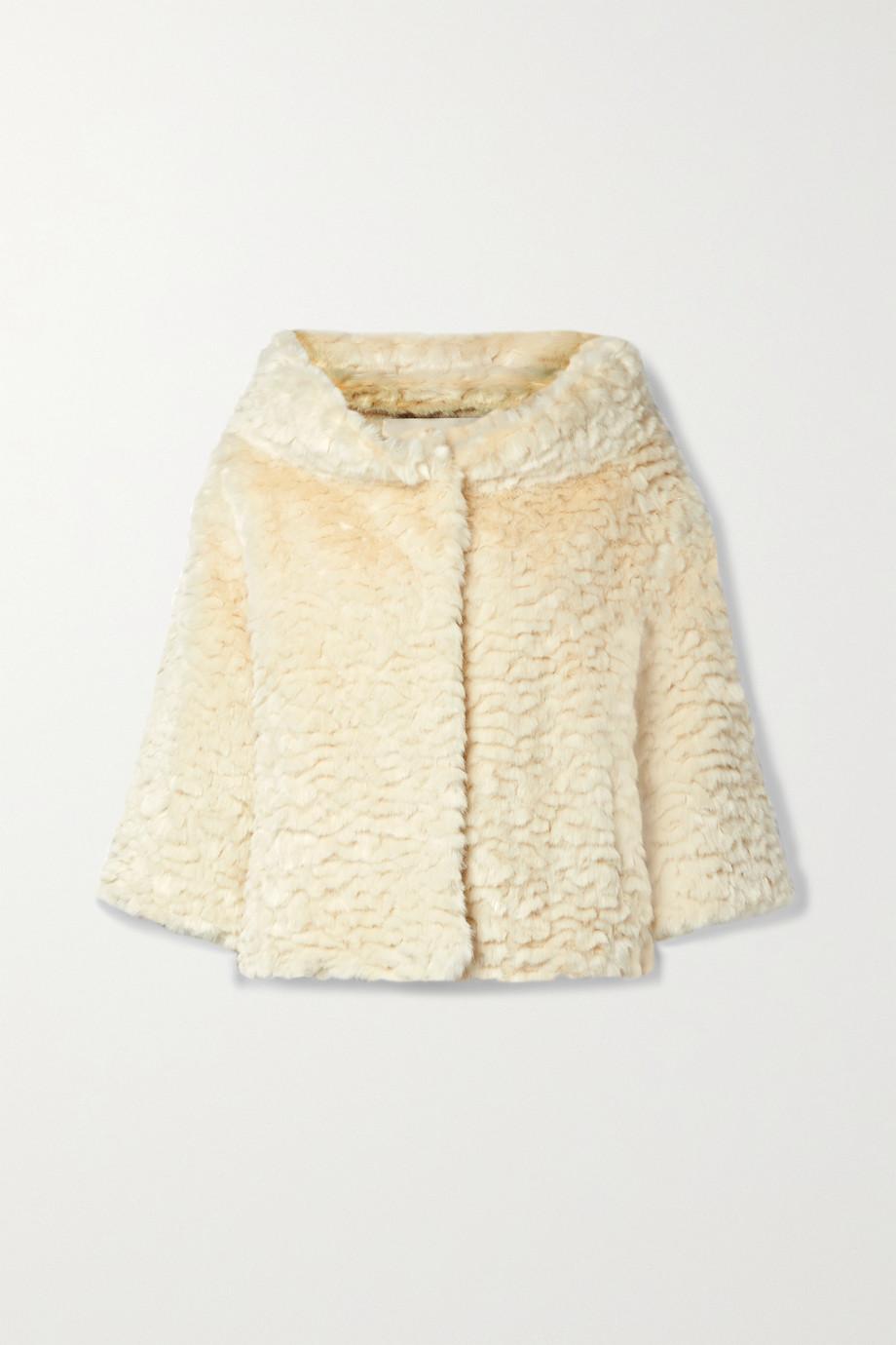 Faz Not Fur Chilla Swinger faux fur jacket