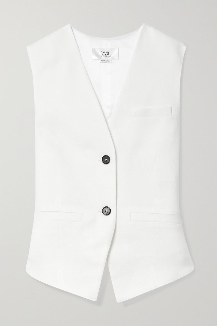 Victoria, Victoria Beckham Woven vest