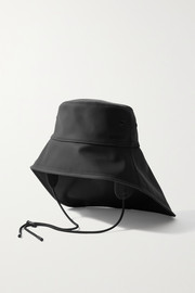 Burberry Coated cotton-blend bucket hat