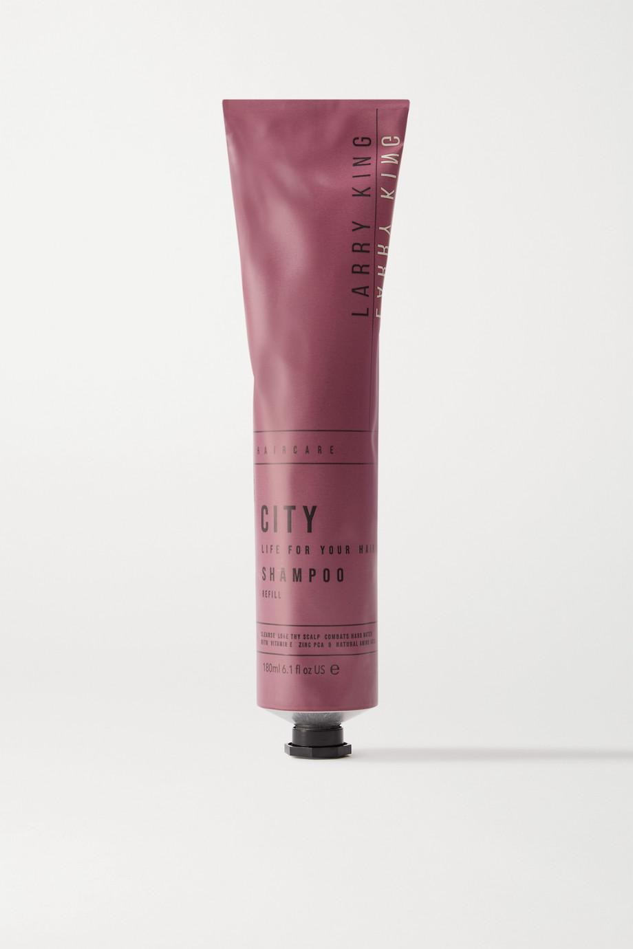 Larry King City Life Shampoo Refill, 180ml