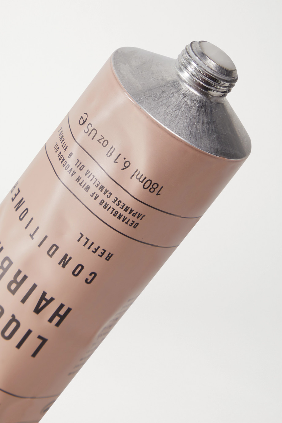 Larry King Liquid Hairbrush Conditioner Refill, 180ml