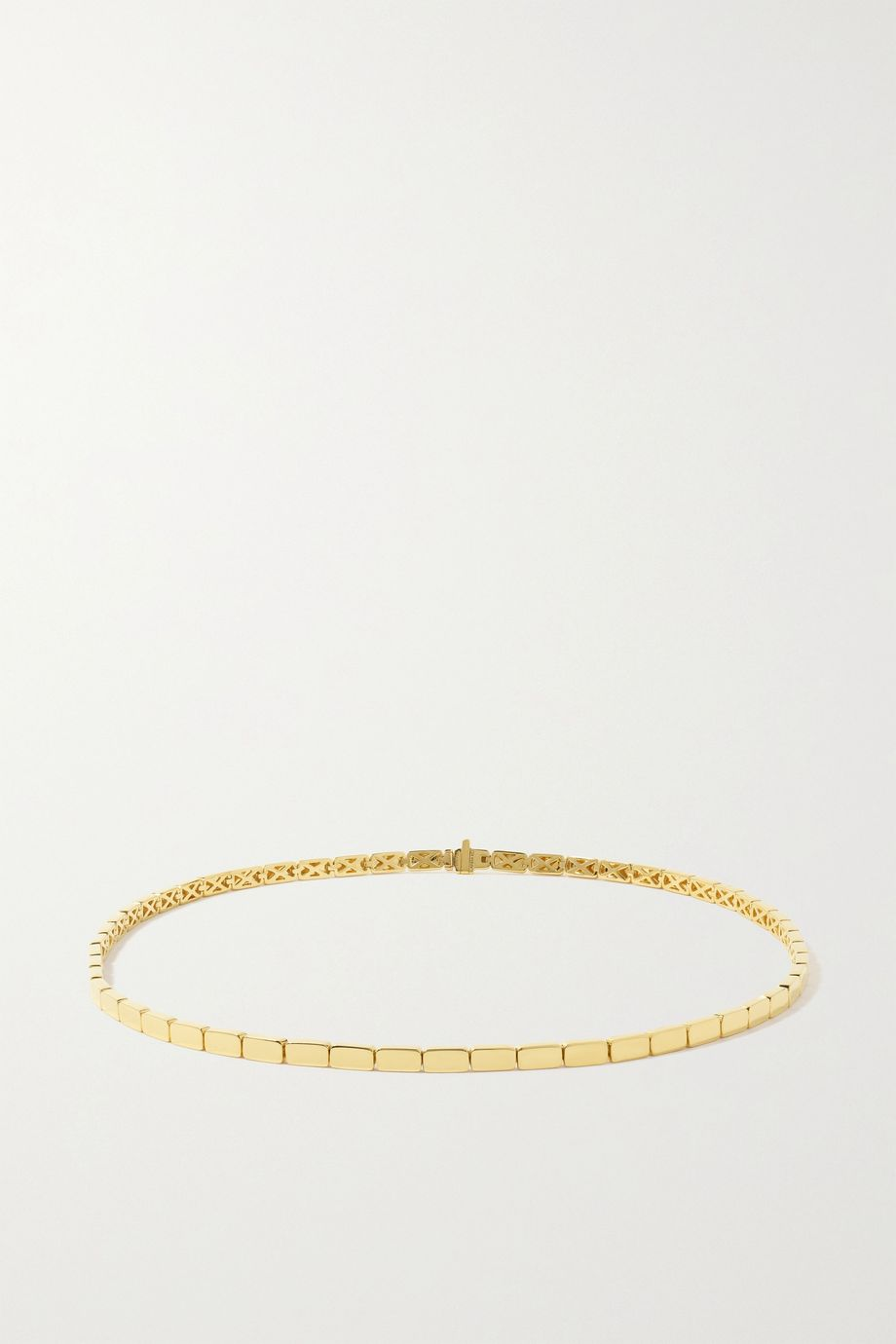 Anita Ko Bunny 18-karat gold necklace