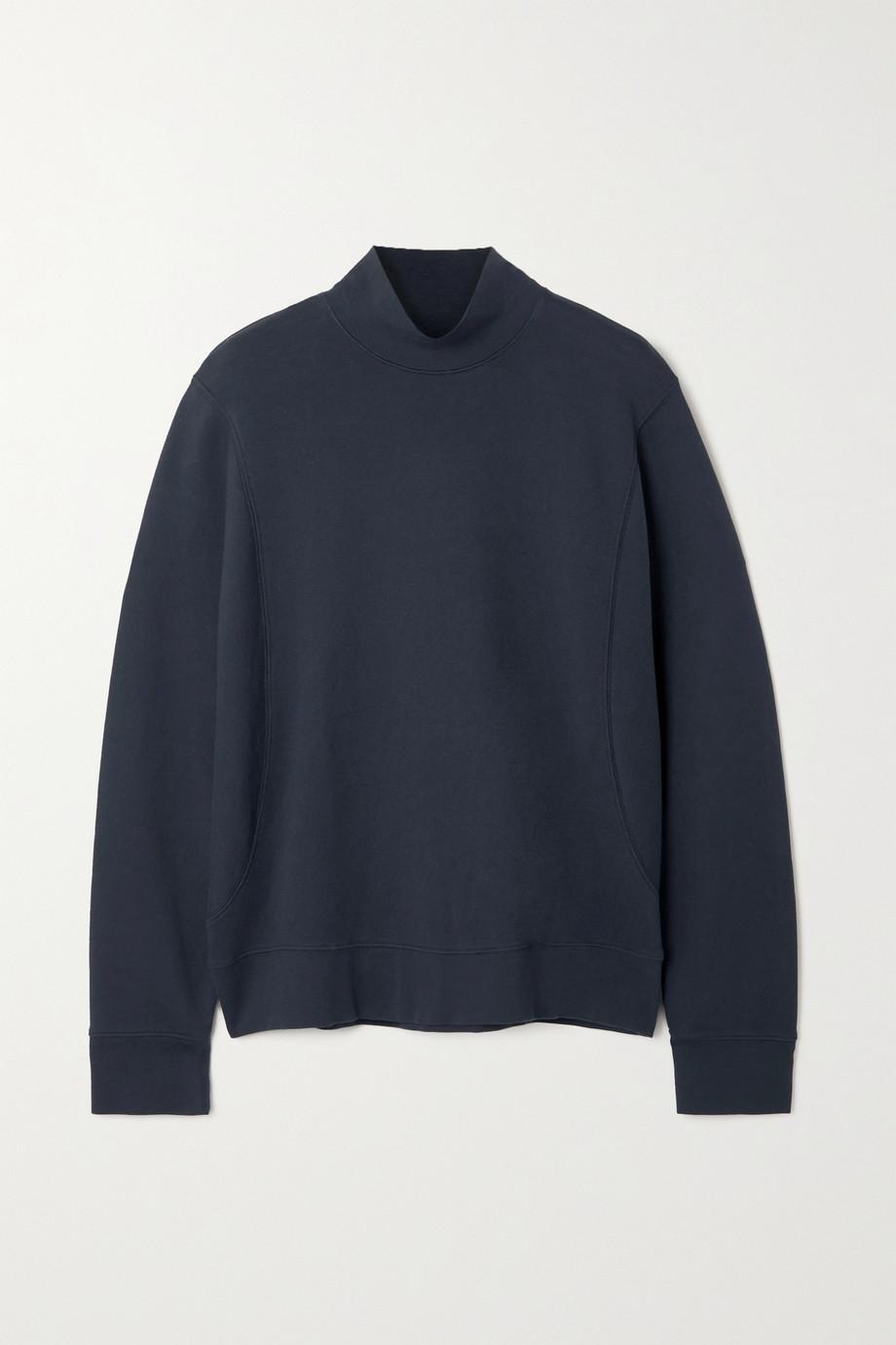 Vince Cotton-jersey sweatshirt
