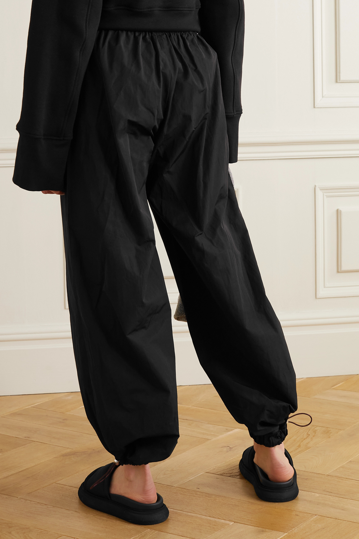 The Attico Pantalon de survêtement en tissu technique Elon
