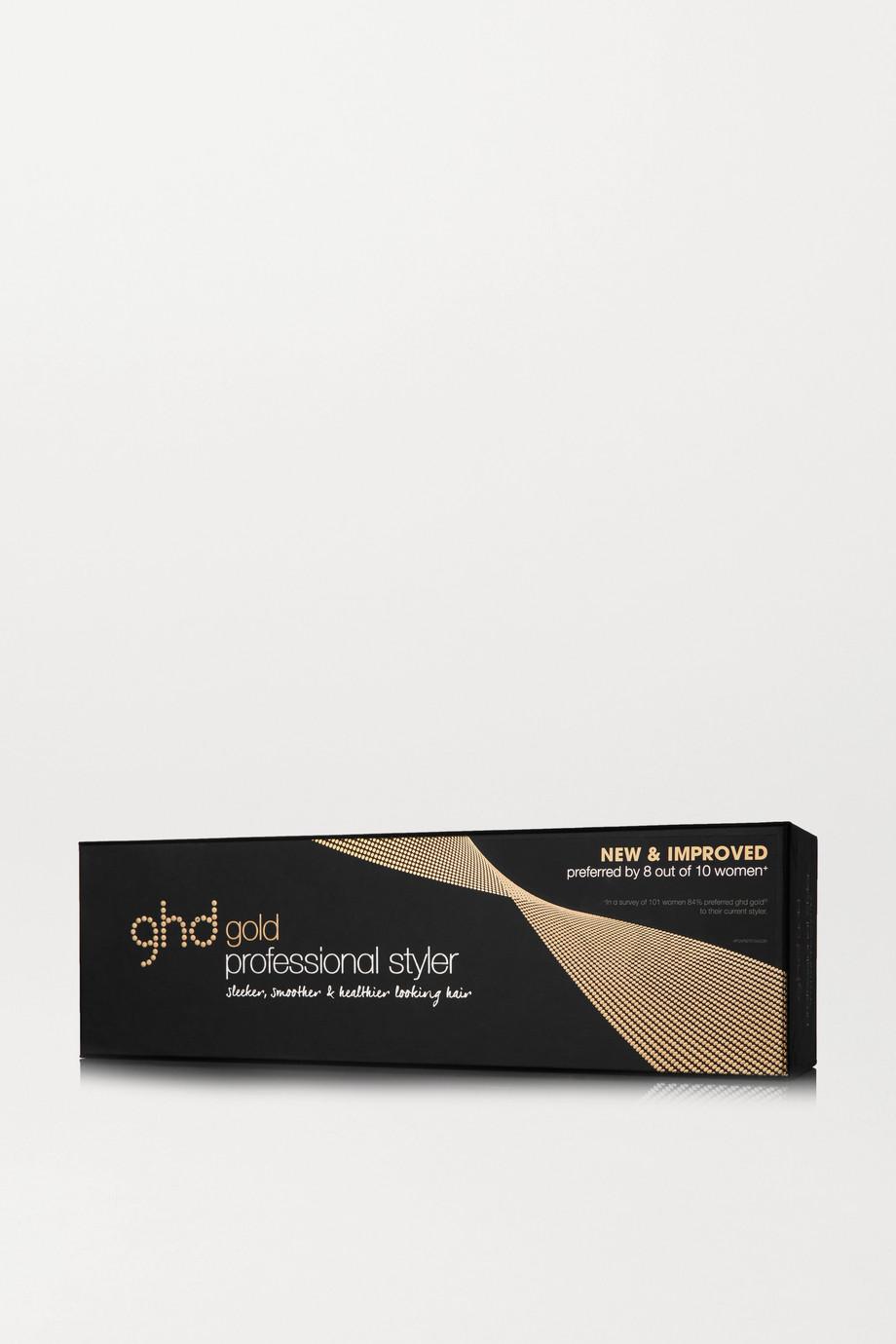 ghd Gold Professional Styler – Glätteisen mit zweipoligem Netzstecker (EU)