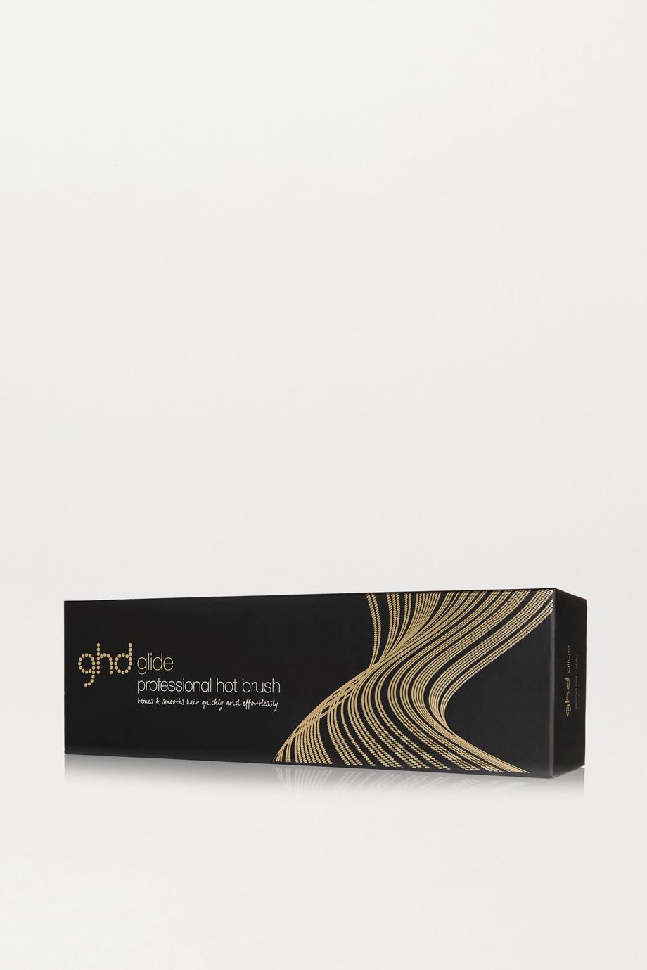 ghd Glide Professional Hot Brush – Glättbürste mit zweipoligem Netzstecker (EU)