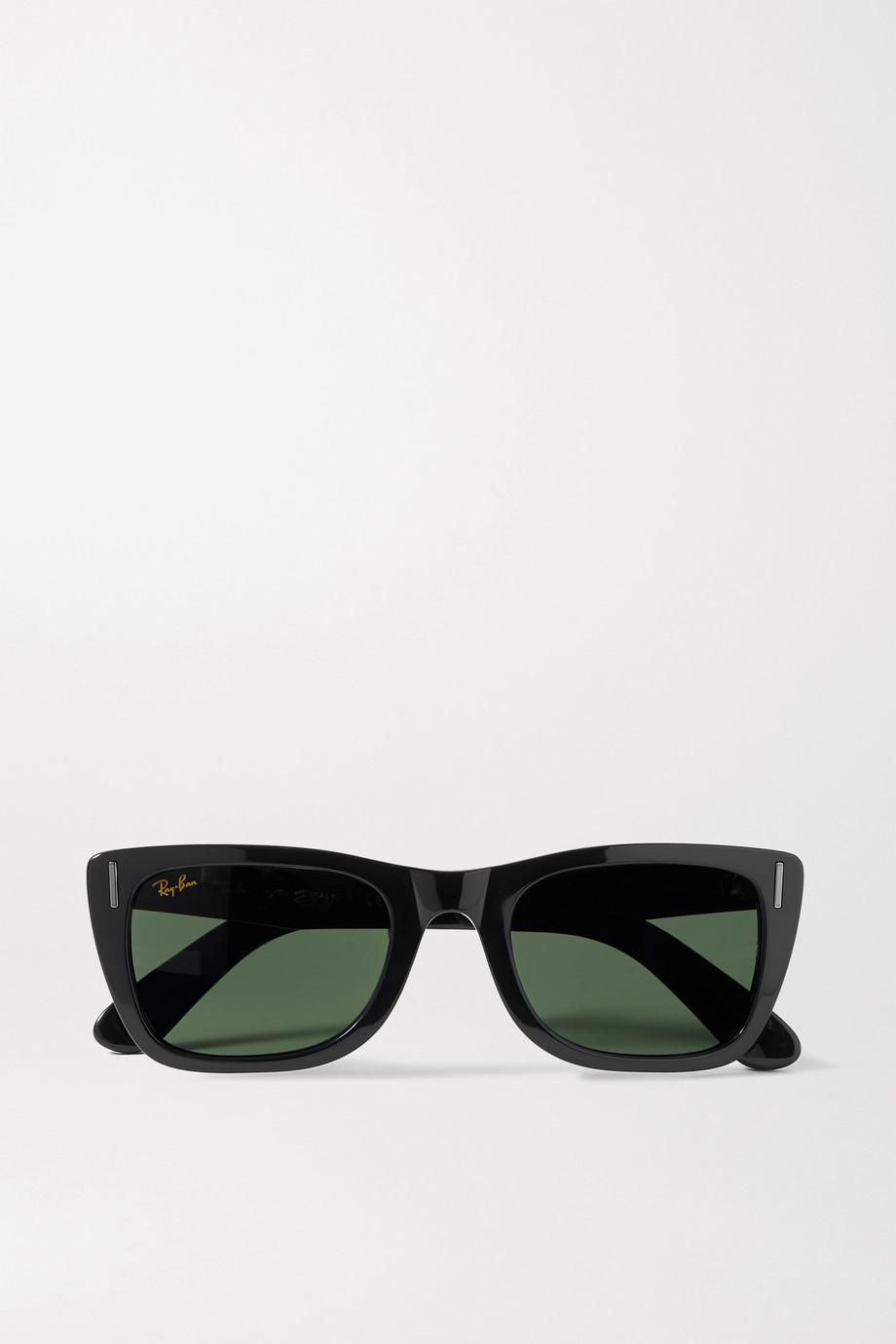 Ray-Ban Caribbean D-frame acetate sunglasses