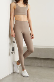 Girlfriend Collective Compressive recycled stretch leggings