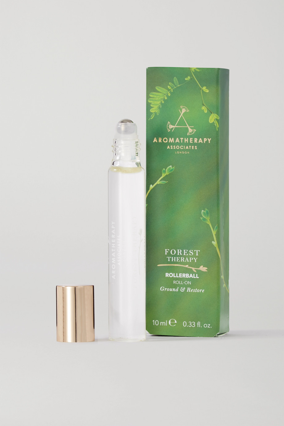 Aromatherapy Associates Huile bien-être roll-on Forest Therapy, 10 ml