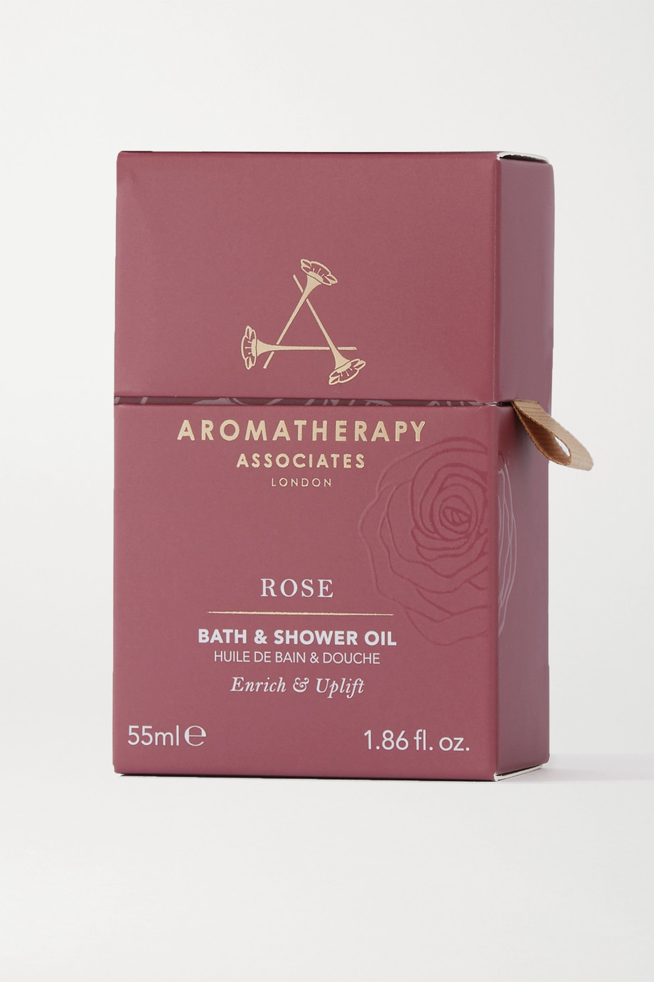 Aromatherapy Associates Rose Bath & Shower Oil, 55ml