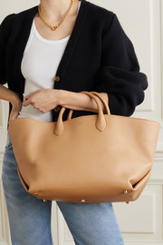 Khaite Aimee medium leather tote
