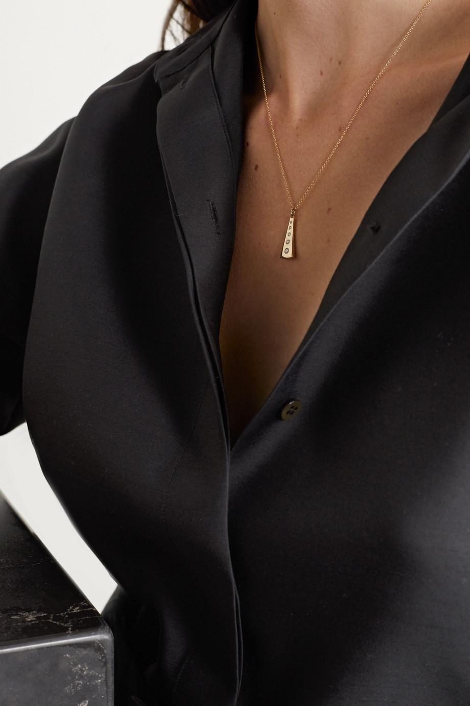 Lorraine Schwartz Collier en or 18 carats et diamants