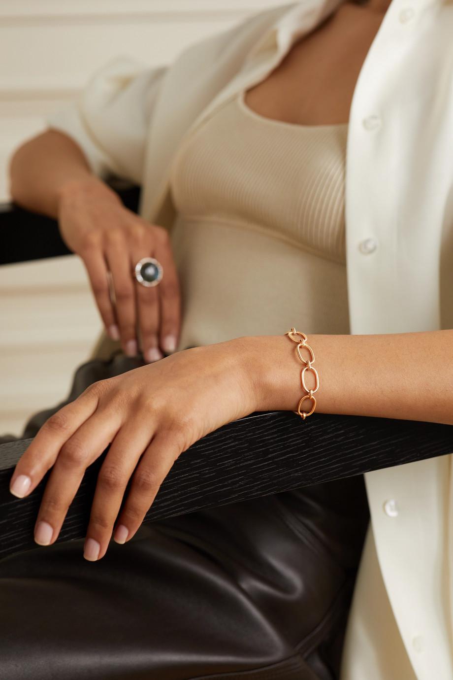 Irene Neuwirth 18-karat rose gold bracelet