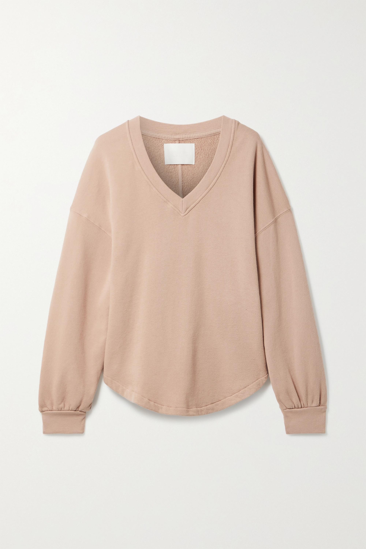 Citizens of Humanity Vivienne cotton-jersey sweatshirt