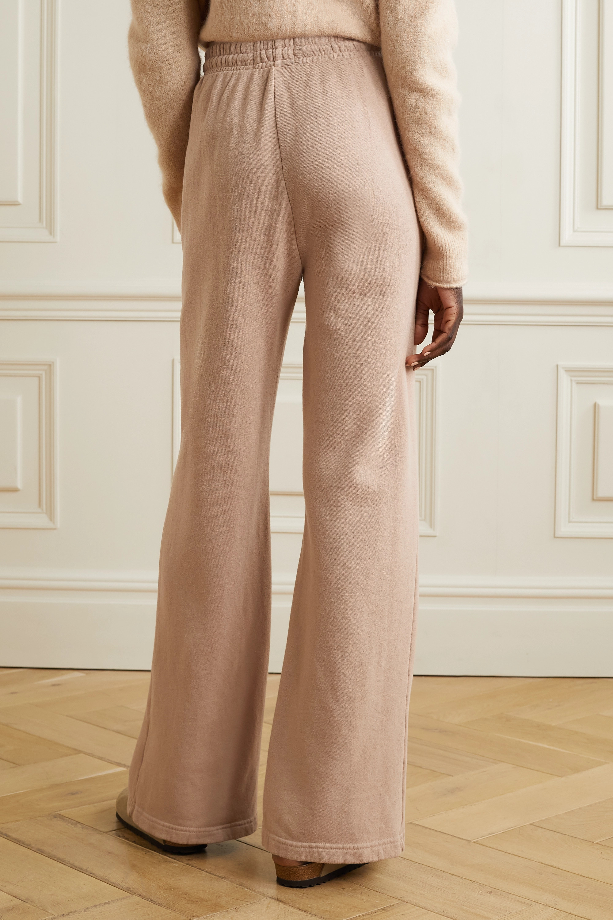 Citizens of Humanity Nia cotton-jersey track pants