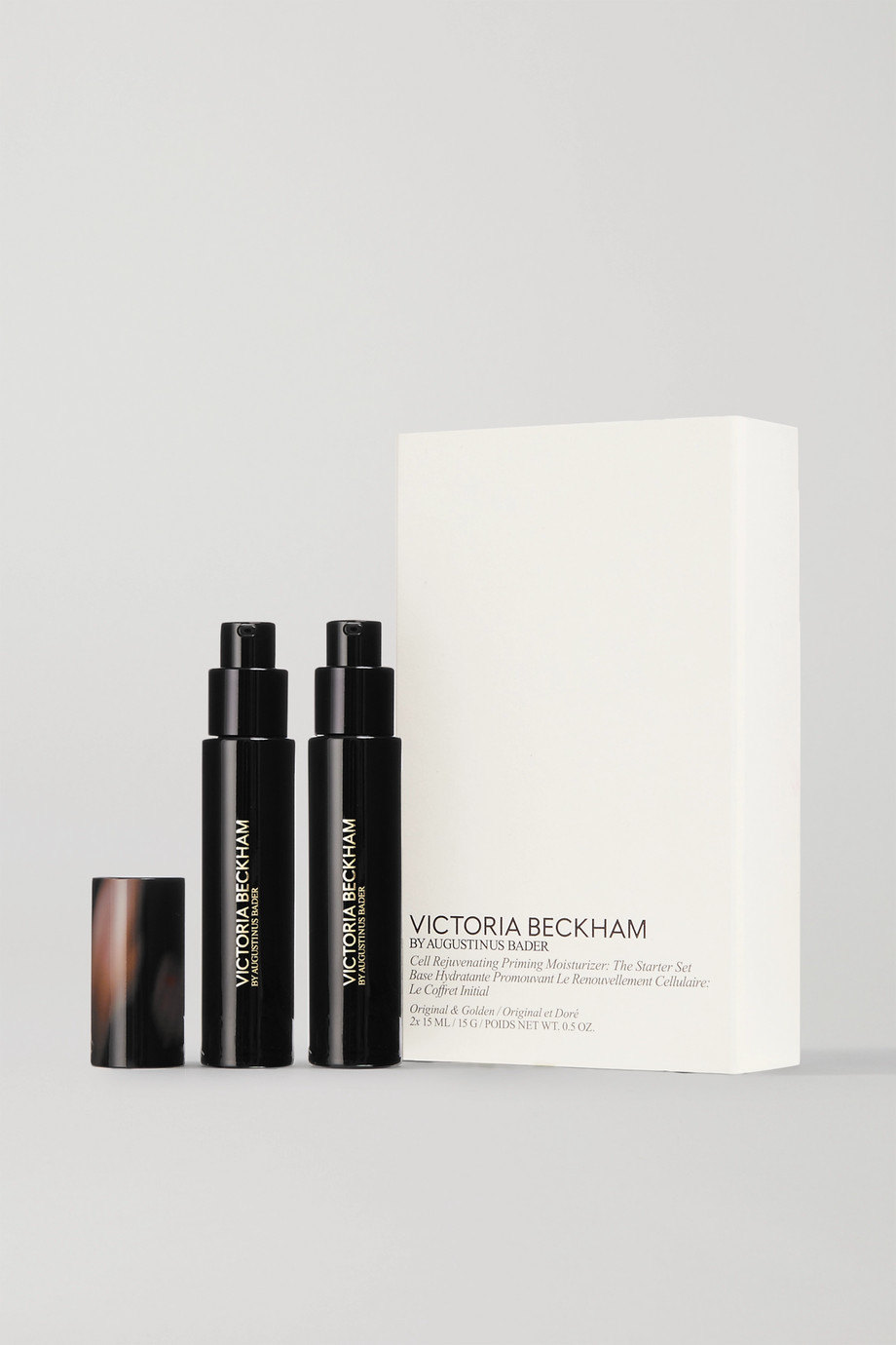 Victoria Beckham Beauty Victoria Beckham by Augustinus Bader Cell Rejuvenating Priming Moisturizer Starter Set – Hautpflegeset