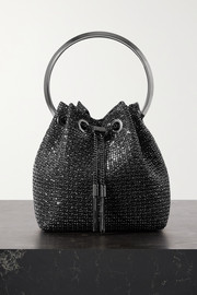 Jimmy Choo Bon Bon Lurex bucket bag
