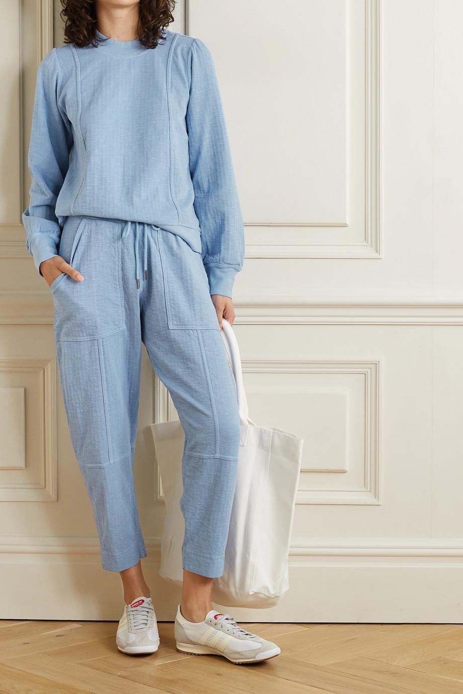 APIECE APART Cala organic cotton-jersey sweatshirt