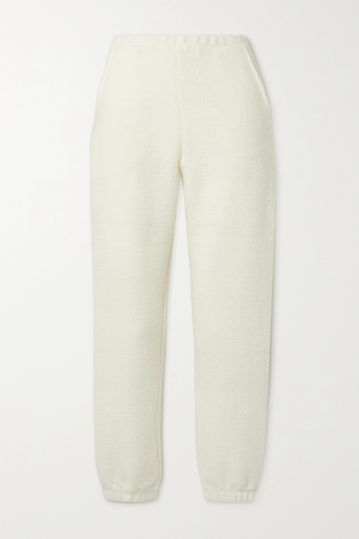 LESET Pantalon de survêtement en laine mélangée Bella