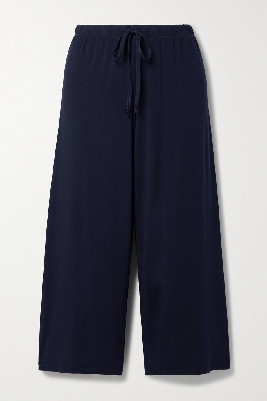 LESET Pantalon raccourci en modal stretch Nora