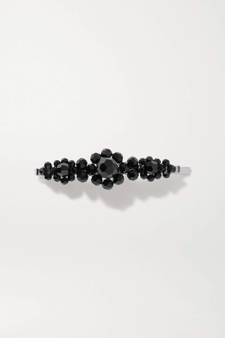 Simone Rocha Flower crystal hair slide