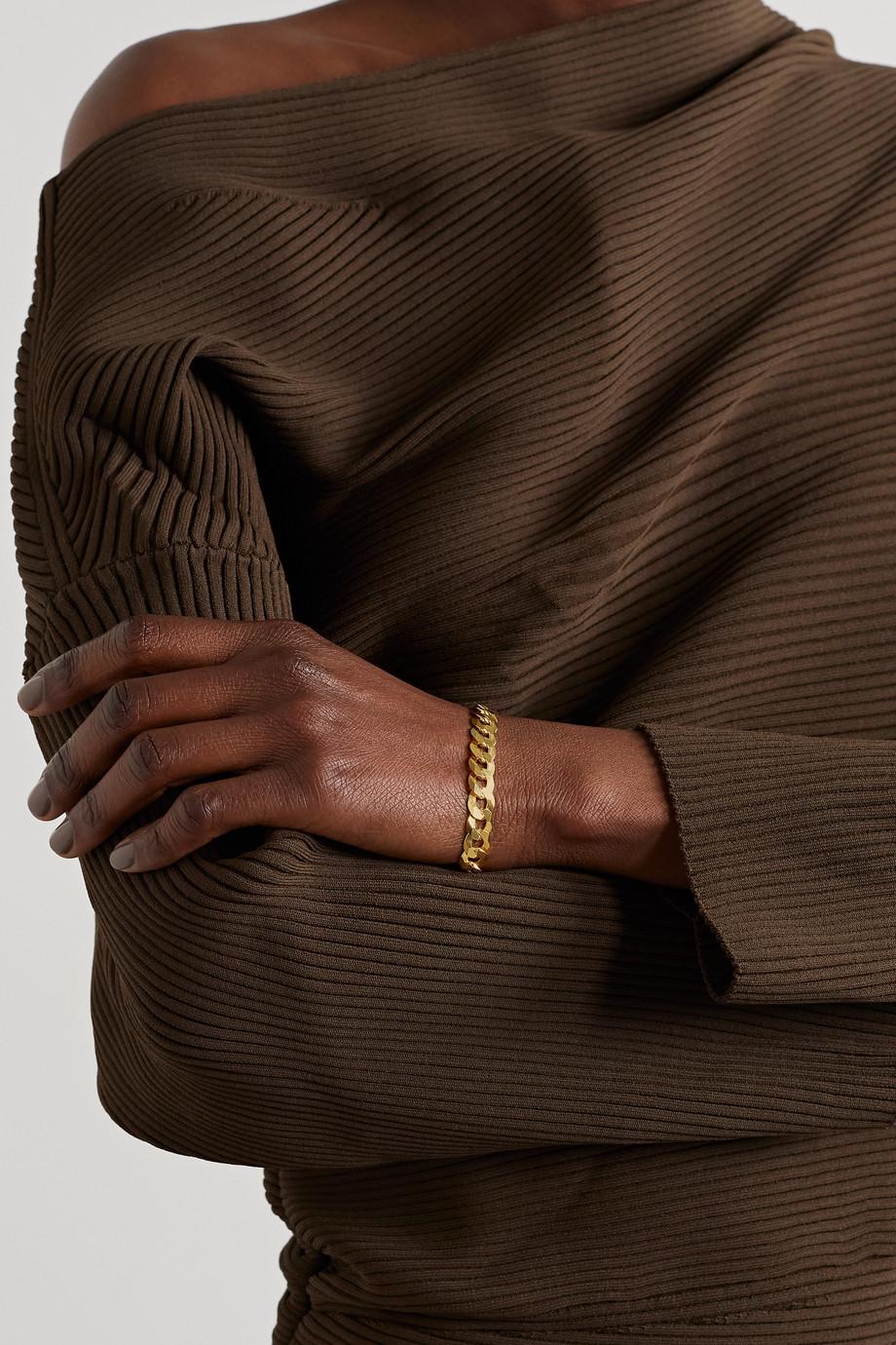 Loren Stewart Bracelet en argent sterling plaqué or