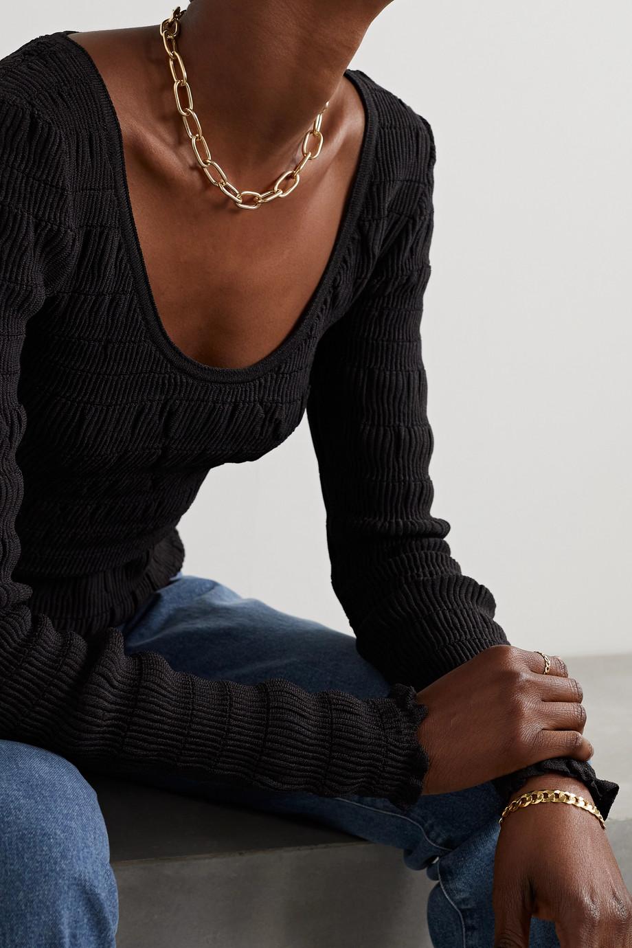 Loren Stewart Collier en or 14 carats (585/1000) XL