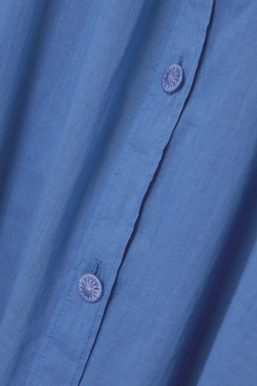 Skin Brea Oversized-Kaftan aus Baumwoll-Voile